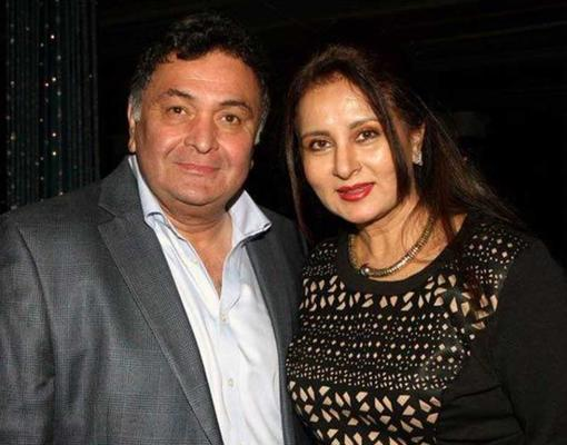 Poonam Dhillon on Rishi Kapoor, the 'most shining star of the Kapoor family'