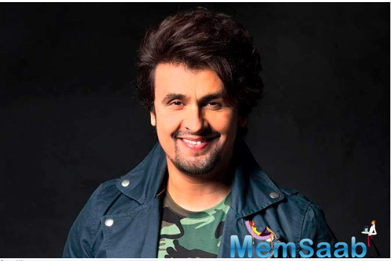 Sonu Nigam brings together 100 artistes from across India for a song
