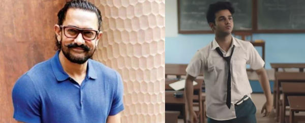 Ritvik appeared as 'Young Omkar' in Aamir's blockbuster film, Dangal