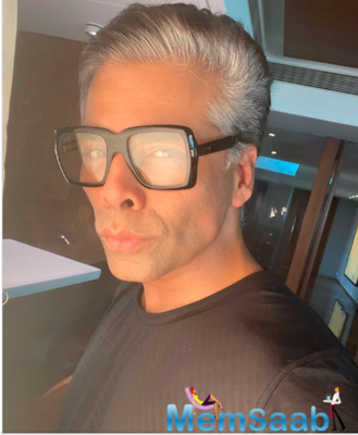 Karan Johar: I am available for father roles; makes special announcement for all 'risk-taking' filmmakers