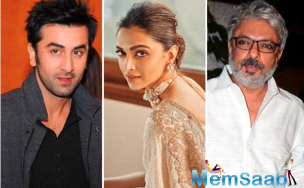 Sanjay Leela Bhansali has worked with Ranveer and Deepika for three times in, 'Goliyon Ki Raasleela-Ram Leela', 'Bajirao Mastani' and 'Padmaavat'.