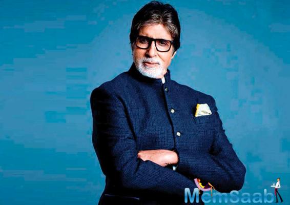 Amitab Bachchan shot the KBC promo himself