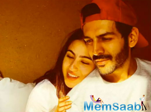 Kartik Aaryan and Sara Ali Khan's candid pictures that made us believe in love