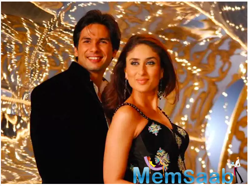 Throwback! When Shahid Kapoor tagged his onscreen jodi with Kareena Kapoor as 'really bad'