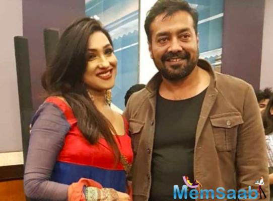 Rituparna Sengupta to make a comeback after three years; to work with Anurag Kashyap