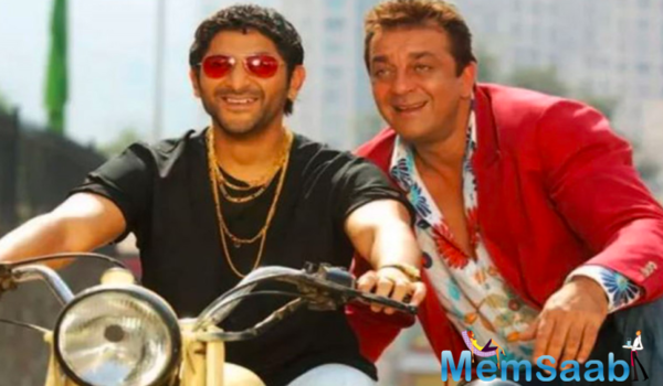 Next 'Munna Bhai' film in the works? THIS is what Sanjay Dutt has to say about it!