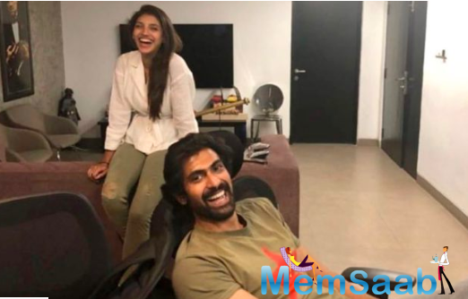 Rana Daggubati and Miheeka Bajaj to tie the knot in December this year!