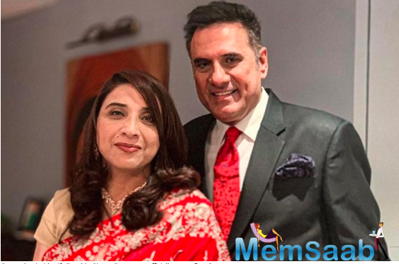 Boman Irani proposed to wife Zenobia on their first date; says it was love at first sight