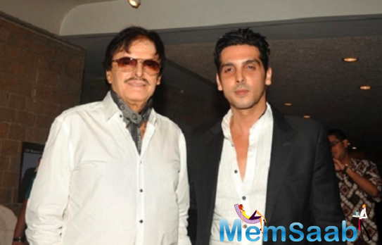 Veteran Sanjay Sanjay Khan: As a father, it is my duty to direct a film for Zayed
