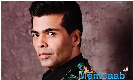 Two members of Karan Johar's household staff test positive for COVID-19