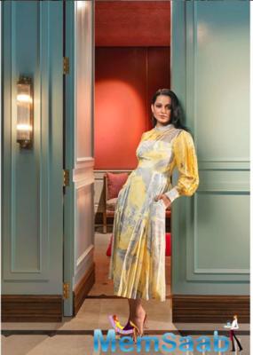 Take a look: Kangana Ranaut's office in Mumbai
