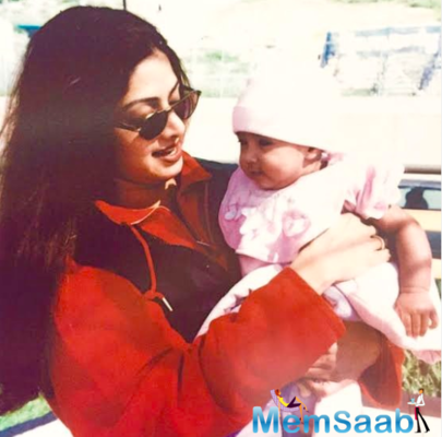 In the latest episode, the starlet speaks at length about her late mother and talented actress Sridevi, her mom's amazing dancing skills and how she would love to recreate her songs on the big screen one day.