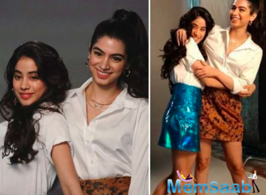 Janhvi Kapoor on her bond with Khushi: I am immature and childish, she is sensible and independent