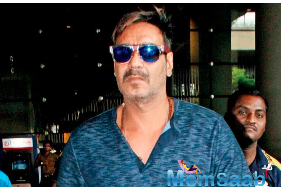 Ajay Devgn urges people to help Dharavi; takes the responsibility of 700 families
