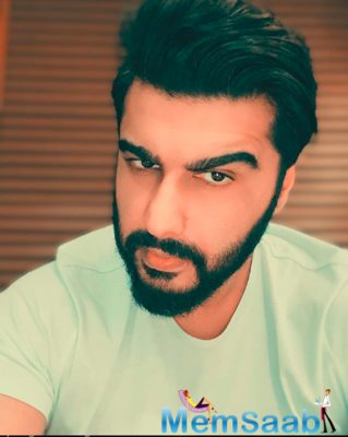 During the interaction on social media, Arjun went on to say that his uncle and actor Anil Kapoor inspired him to pursue his passion for acting.