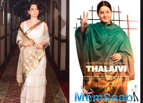 Kangana Ranaut: Thalaivi a massive scale film, can't release on OTT