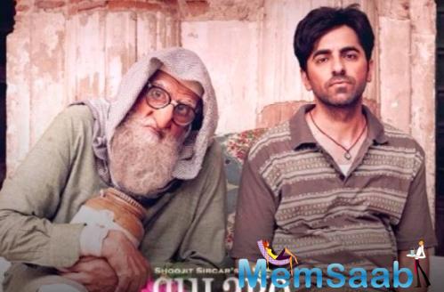 Gulabo Sitabo: When Ayushmann Khurrana finally broke Amitabh Bachchan's Deewar