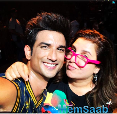 Farah Khan on Sushant Singh Rajput's demise: Your mother is hugging you and keeping you safe