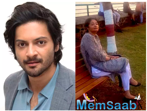 Ali Fazal's mother passes away in Lucknow; actor shares,