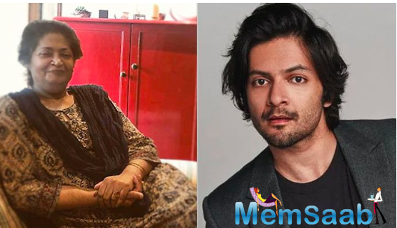 Ali Fazal shares a heartfelt note for his late mother; says, 'Yeh chand tasweeron mein bayaan nahi ho paayega'