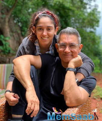 Father's Day 2020: Ira Khan shares a picture with Aamir Khan, thanks him for this reason
