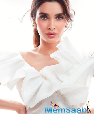 Diana Penty, who will next be seen in the romantic drama film Shiddat, says she is usually not a