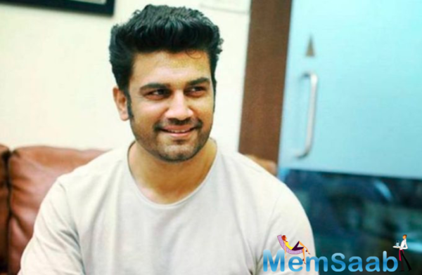 The actor, who ventured into acting in 2004 with the Doordarshan show