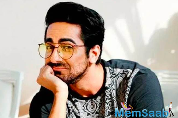 Ayushmann Khurrana's career went from the actor being a video jockey to participating in a reality show to making his way all the way to the silver screen.