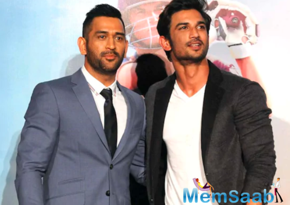 Neeraj also mentioned that Sushant considered himself 'lucky' to play the role of Dhoni in his biopic and would work hard to become like his character.