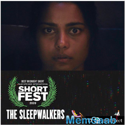 Radhika Apte's directorial debut wins the best midnight short at the palm springs international short festival