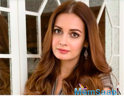 Dia Mirza pens an emotional note on Father's Day