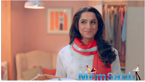 Ayushmann Khurrana plays father, son, and his son's wife in an ad going viral!