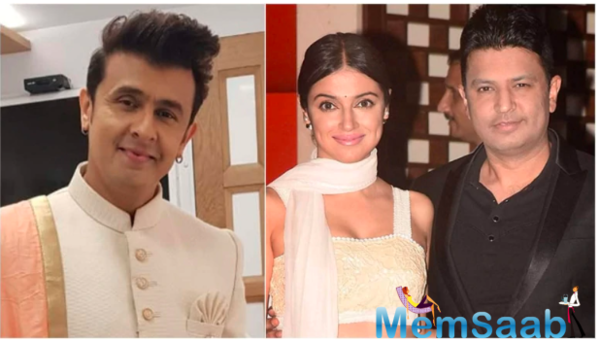 Divya Khosla Kumar reacts to Sonu Nigam's accusations