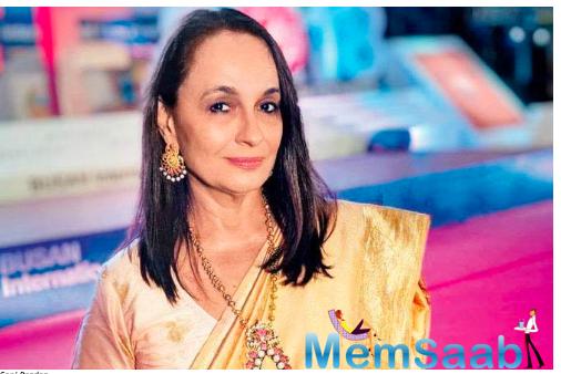 Soni Razdan opens up on nepotism row on social media