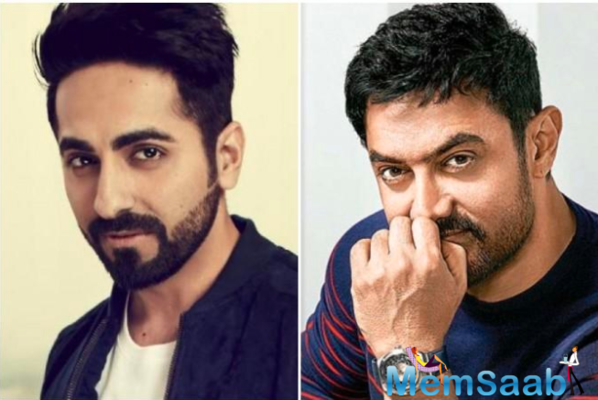 What Ayushmann Khurrana Learnt from Aamir Khan