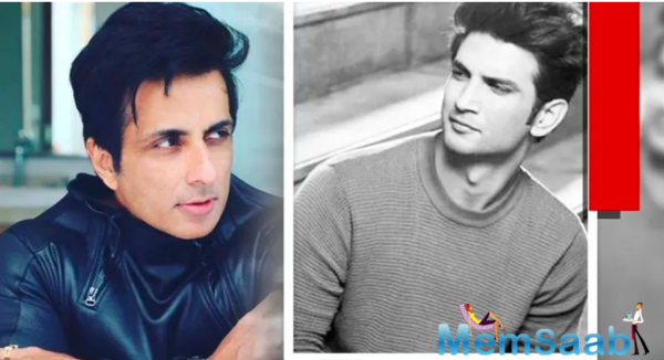 Sushant Singh Rajput's case: Sonu Sood feels it is not right to blame one section of Bollywood