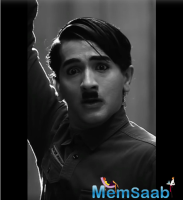 Vardhan Puri steps into Charlie Chaplin's shoes to share an important message on social media; view post