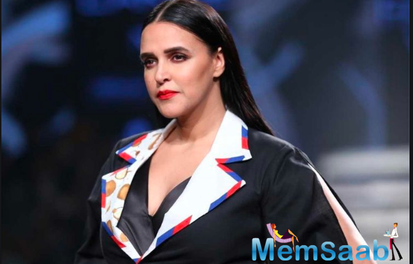 Neha Dhupia penned a strongly worded tweet in reaction to an Andhra Pradesh Tourism official assaulting a female employee being caught on camera.