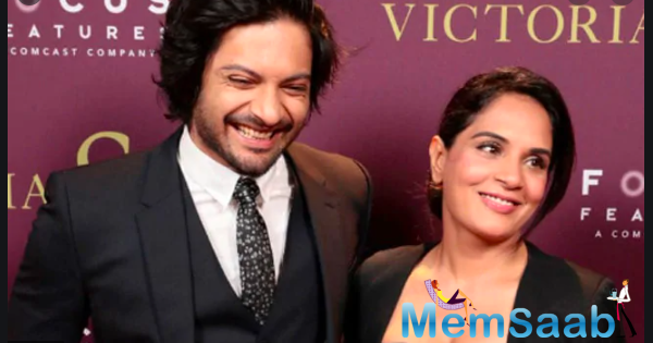 Richa Chadha: Ali Fazal took 10-minute nap after proposal