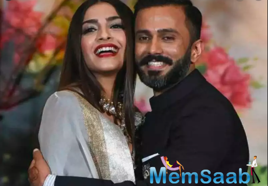 Sonam Kapoor lauds 'fitness junkie' hubby Anand Ahuja: Took me a while to understand his obsession with health