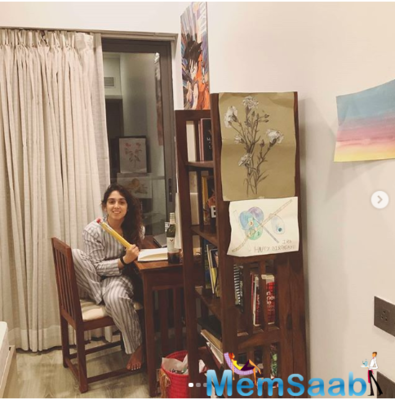 Ira Khan shares pictures of her new house; says 'let the adulting begin'