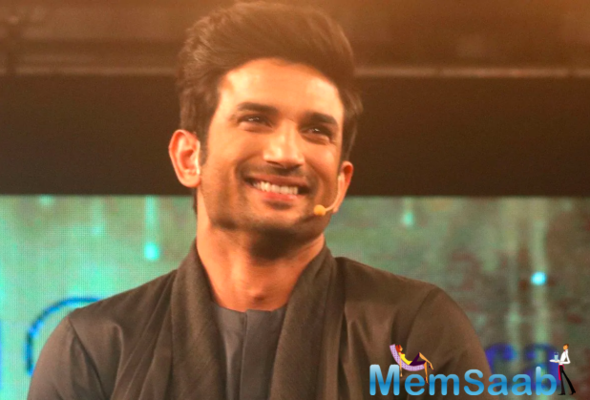 US-based fan names a star after Sushant Singh Rajput