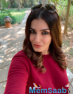 Raveena Tandon talks about Bollywood: They play dirty games, I've been through it