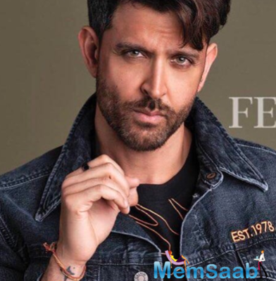 Hrithik's endearing message