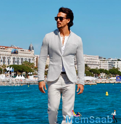 Throwback pictures of Tiger Shroff are surely treat for his fans, Check his post here