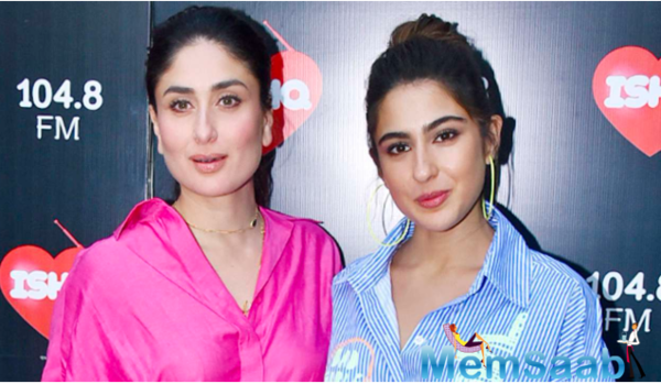 When Sara Ali Khan confessed that after Sridevi, she is a hard-core Kareena Kapoor fan