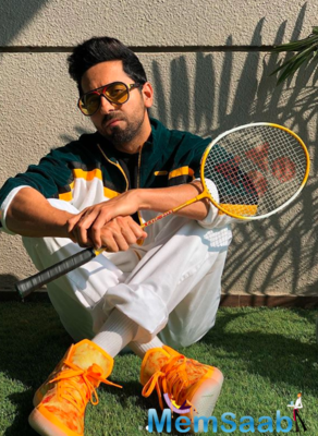 Thinking Aloud! Ayushmann Khurrana wants b-town to be more vocal about social issues