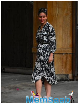 In case you missed it, Saif, Kareena and Taimur were clicked by the shutterbugs without wearing masks as they stepped out of the house.