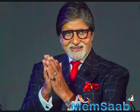 Amitabh Bachchan pens a note about life from COVID-19 Ward