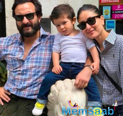 Saif Ali Khan, Kareena Kapoor Khan and Taimur to move to a larger house soon